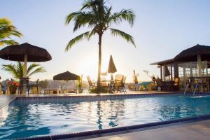 Hotel Residencial Portoveleiro, Гостевые дома  Кабу-Фриу - big - 118
