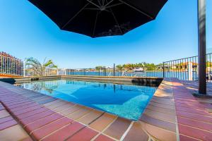 Hepburn Holiday Haven, Prázdninové domy  Banksia Beach - big - 14