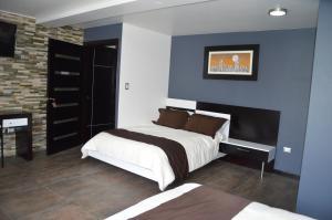 Hotel Palace Sharlet, Hotel  Ambato - big - 2