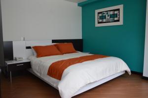 Hotel Palace Sharlet, Hotel  Ambato - big - 4