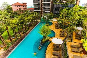 Unixx Condo, Apartments  Pattaya South - big - 57