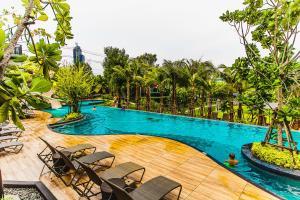 Unixx Condo, Apartments  Pattaya South - big - 55