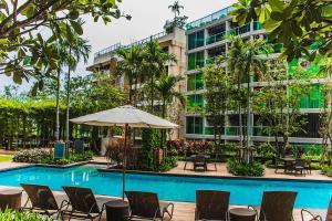 Unixx Condo, Apartments  Pattaya South - big - 40