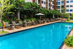 Unixx Condo, Apartments  Pattaya South - big - 43