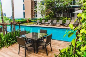 Unixx Condo, Apartments  Pattaya South - big - 39