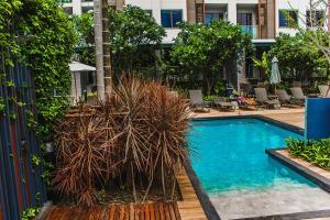 Unixx Condo, Apartments  Pattaya South - big - 41