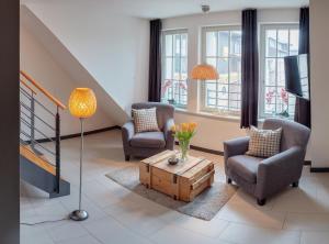 Stadtbleibe Apartments, Apartmány  Lipsko - big - 70