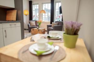 Stadtbleibe Apartments, Apartmány  Lipsko - big - 90