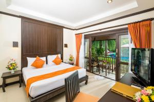 Am Samui Palace, Resorts  Lamai - big - 27
