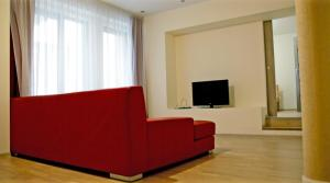 Old Town apartment with private elevator, Apartmány  Riga - big - 5