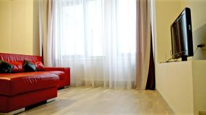 Old Town apartment with private elevator, Apartmanok  Riga - big - 1