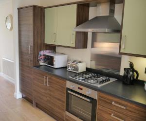 Tewitfield Marina, Апартаменты  Carnforth - big - 22