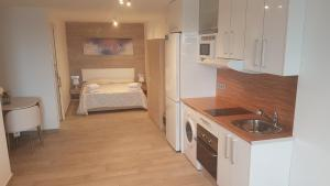 Gafner 1 (Playa Albufera), Apartments  Alicante - big - 9