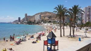 Gafner 1 (Playa Albufera), Apartments  Alicante - big - 6