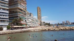 Gafner 1 (Playa Albufera), Apartments  Alicante - big - 4