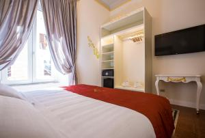 Trastevere Royal Suite, Penziony  Řím - big - 7