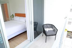 Club Double Room with Balcony