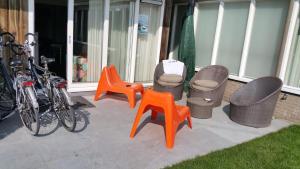 Appartement ZEEDUIN - Amelander Kaap, Appartamenti  Hollum - big - 65
