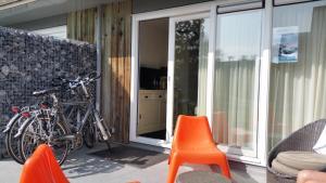 Appartement ZEEDUIN - Amelander Kaap, Appartamenti  Hollum - big - 64