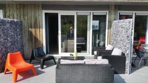 Appartement 't STRANDHUYS Amelander - Kaap, Ferienwohnungen  Hollum - big - 46