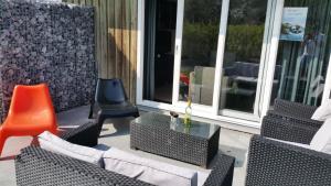 Appartement 't STRANDHUYS Amelander - Kaap, Ferienwohnungen  Hollum - big - 45