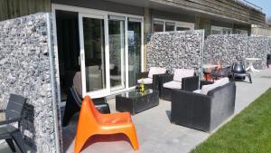 Appartement 't STRANDHUYS Amelander - Kaap, Ferienwohnungen  Hollum - big - 17