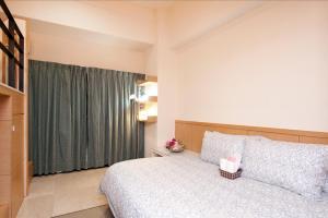 O2 Hotel - Ximen Branch, Apartmanok  Tajpej - big - 16