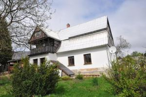 Chata Holiday home in Jilove u Drzkova 1722 Jílové u Držkova Česko