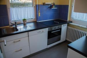 Holiday home in Hage/Nordsee 2624, Nyaralók  Hage - big - 9
