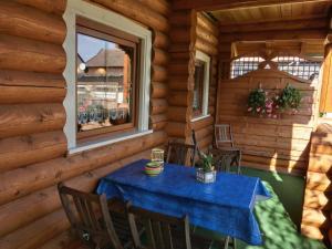 Holzhaus Andi, Alpesi faházak  Dankerode - big - 15