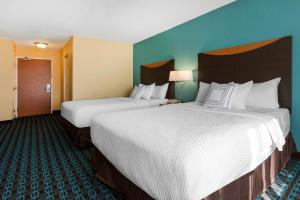 Fairfield Inn & Suites St. Cloud, Szállodák  Saint Cloud - big - 9