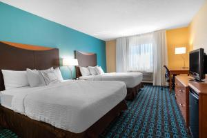 Fairfield Inn & Suites St. Cloud, Szállodák  Saint Cloud - big - 8