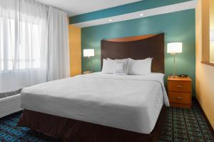 Fairfield Inn & Suites St. Cloud, Szállodák  Saint Cloud - big - 4