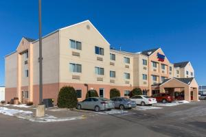 Fairfield Inn & Suites St. Cloud, Szállodák  Saint Cloud - big - 24