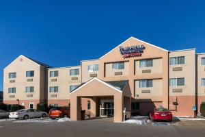 Fairfield Inn & Suites St. Cloud, Szállodák  Saint Cloud - big - 23