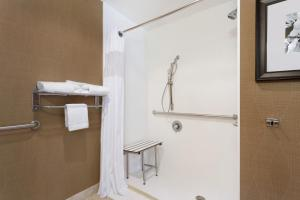 King Room with Roll-in Shower - Non-Smoking