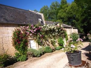 La Grange Du Château, Ferienhäuser  Lantheuil - big - 31