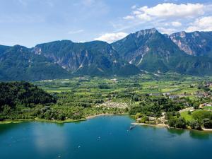 Panorama e Lago di Levico Terme - Apartment