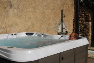 Gîte l'Ecluse au Soleil, Holiday homes  Sougraigne - big - 41