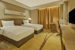 Holiday Inn Express Chengdu Wenjiang Hotspring, Hotels  Chengdu - big - 3