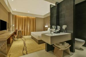 Holiday Inn Express Chengdu Wenjiang Hotspring, Hotels  Chengdu - big - 5