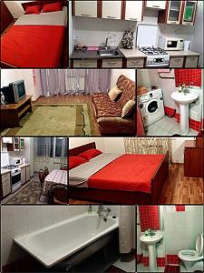 Apartment Moldagulova 5A, Apartments  Aqtöbe - big - 1