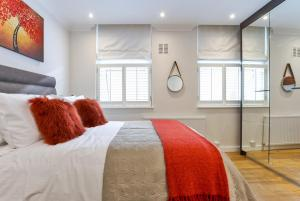 Drayton, Апартаменты  Лондон - big - 9
