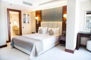 Suite de 2 dormitorios con sofá cama