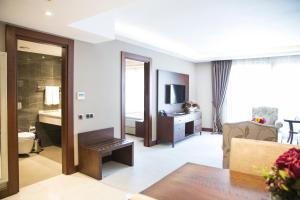 一卧室套房 - 带沙发床
