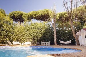 Hotel Saraceno, Отели  Морской Милан - big - 76