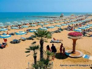 Lignano Riviera Spacious, Dovolenkové domy  Lignano Sabbiadoro - big - 2