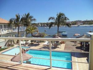 Hotel Residencial Portoveleiro, Guest houses  Cabo Frio - big - 23