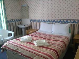 Belgrave Hotel, Отели  Честер - big - 11