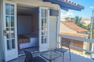 Hotel Residencial Portoveleiro, Guest houses  Cabo Frio - big - 34